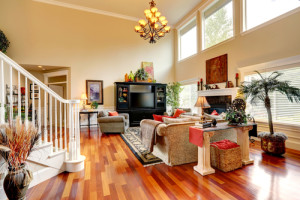 Heating and Cooling Homes With High Ceilings