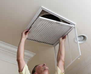 Ensure Good Indoor Air Quality With Clean Air Filters