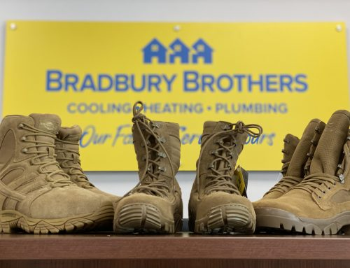 Boots for Troops