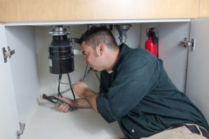 Your Garbage Disposal is Leaking! What Do You Do?