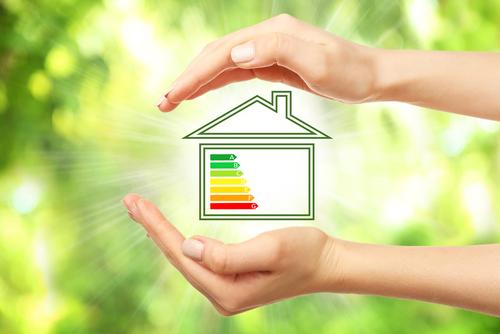 Energy efficiency diagram